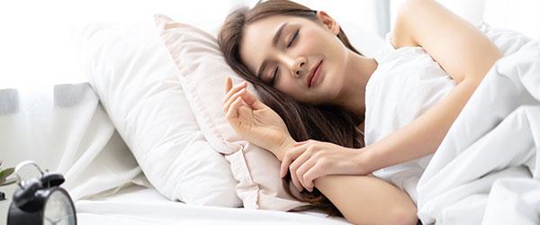 睡眠のためのヨガ