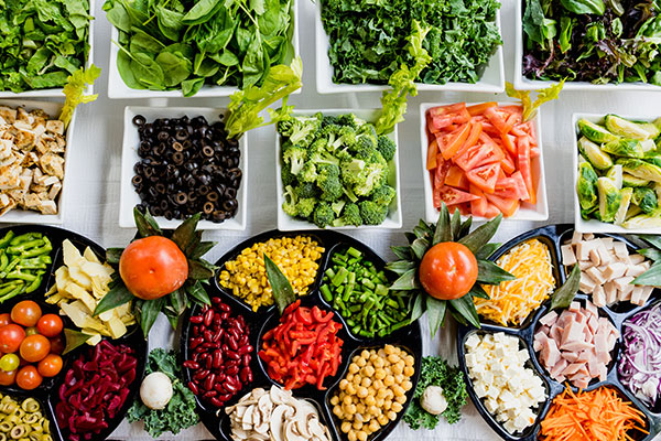 食べる順番に気を付けるだけで体脂肪は減少する